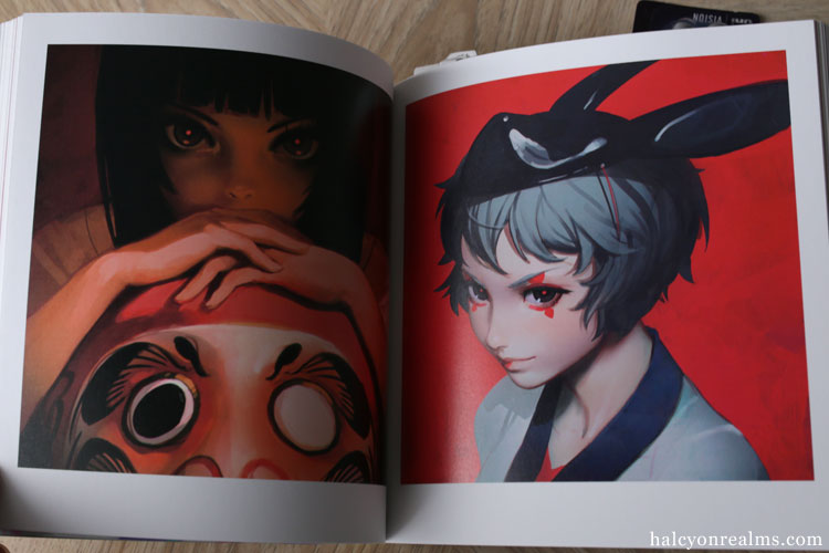 Momentary - Ilya Kuvshinov Art Book Review