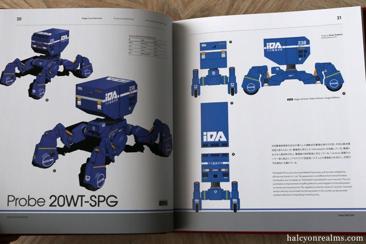 Industrial Divinities 2017 Art Book Review