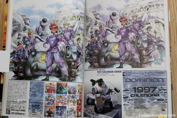 Intron Depot 8 Bomb Bay Art Book Review