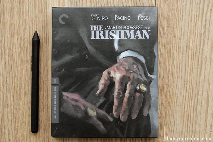 The Irishman Criterion Collection Blu-ray