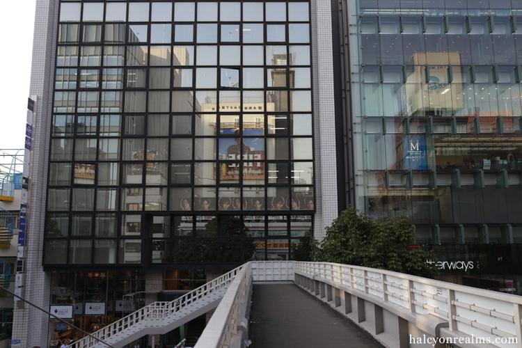 Tokyo Cityscape Aoyama-dori