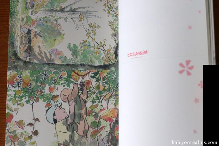 Kaguyahime Postcard Book
