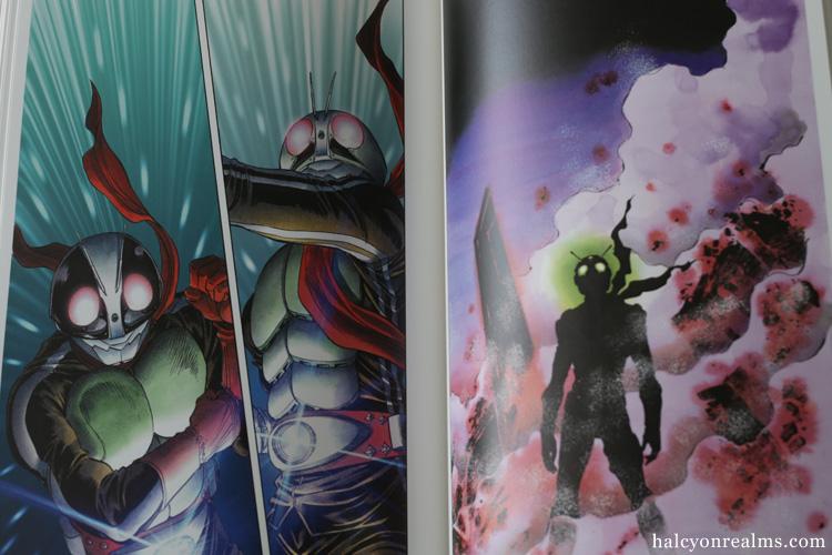 Kamen Rider - Spirits Art Book