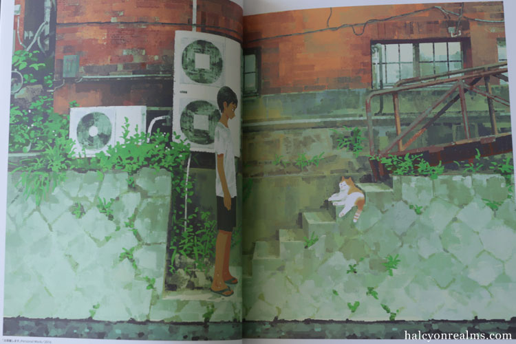Kumaori Jun Illustration Works Art Book Review