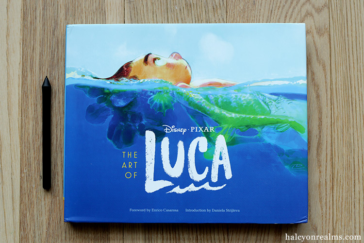 The Art Of Luca Book Review