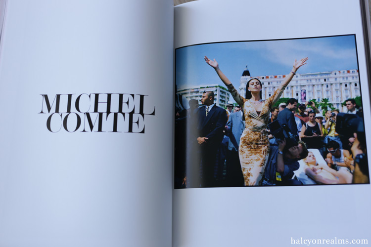 Monica Belluci Photography Book Review
