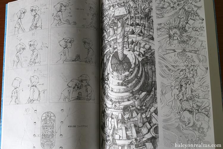 Return Of Nadia Genga Collection Art Book