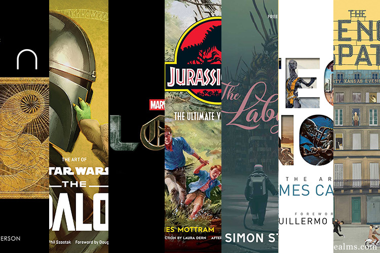 Notable Upcoming Art Books 2021/22