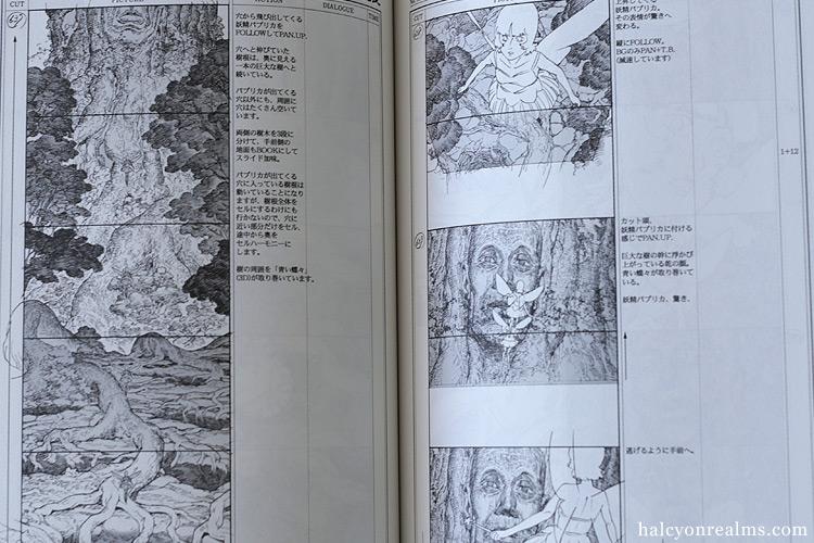 Paprika  Kon Satoshi Storyboard Book Review  Halcyon Realms  Art