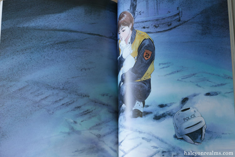Patlabor AIR – Akemi Takada Art Book Review