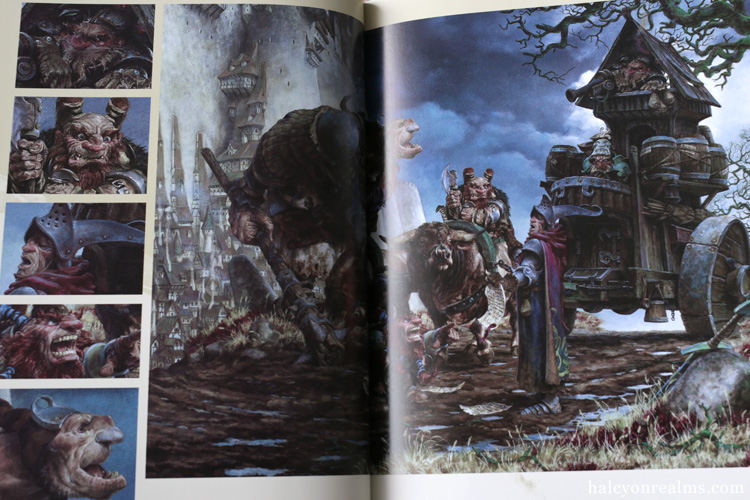 Out Of The Forest : The Art Of Paul Bonner Book