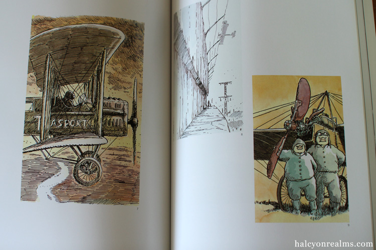 The Art Of Porco Rosso Book Ghibli