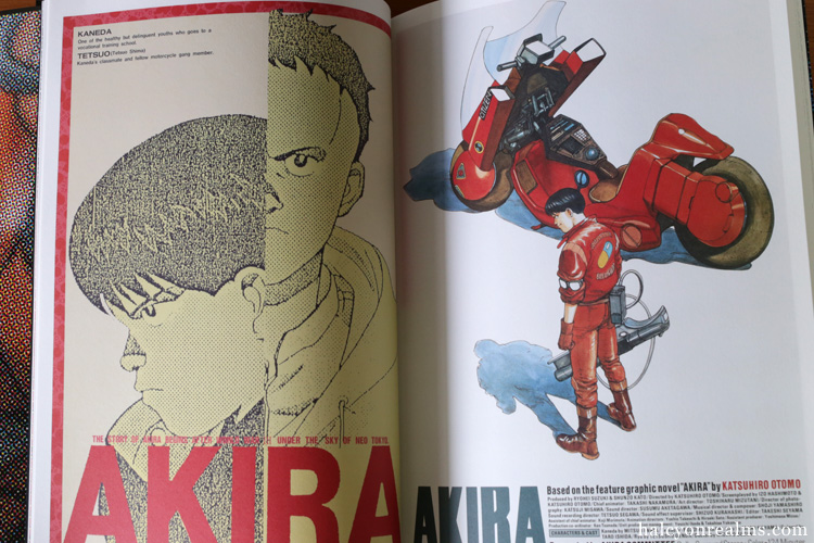 Posters - Otomo Katsuhiro X Graphic Design Art Book