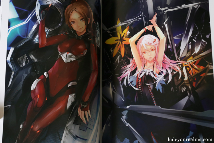 Red Box - Redjuice Illustrations Art Book