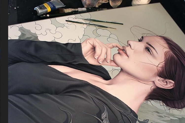 The Art Of Sarah Joncas
