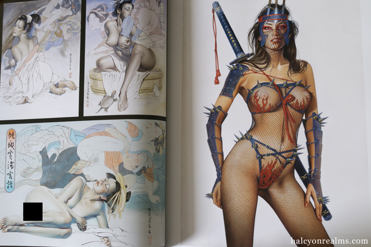 Sorayama XL-Masterworks Edition Art Book