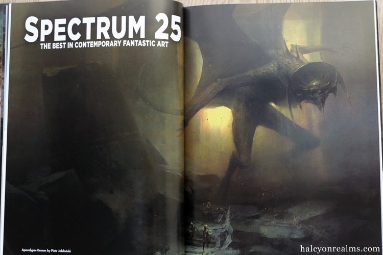 Spectrum 25 The Best In Contemporary Fantastic Art Book