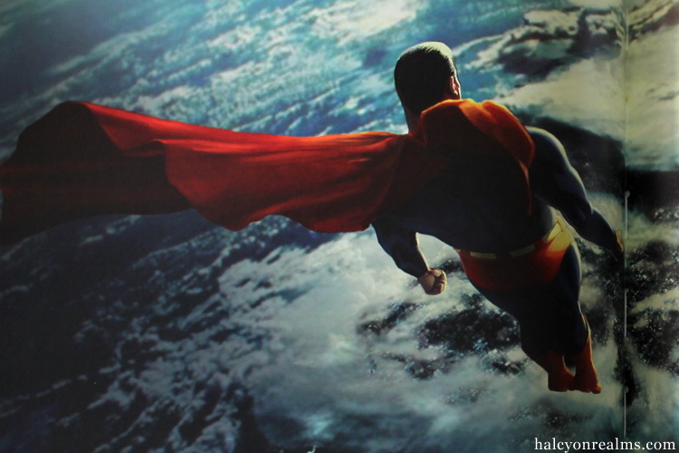 The Art Of Superman Returns - Bryan Singer