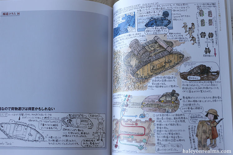 The Tank Primer Vol 1 Art Book Review