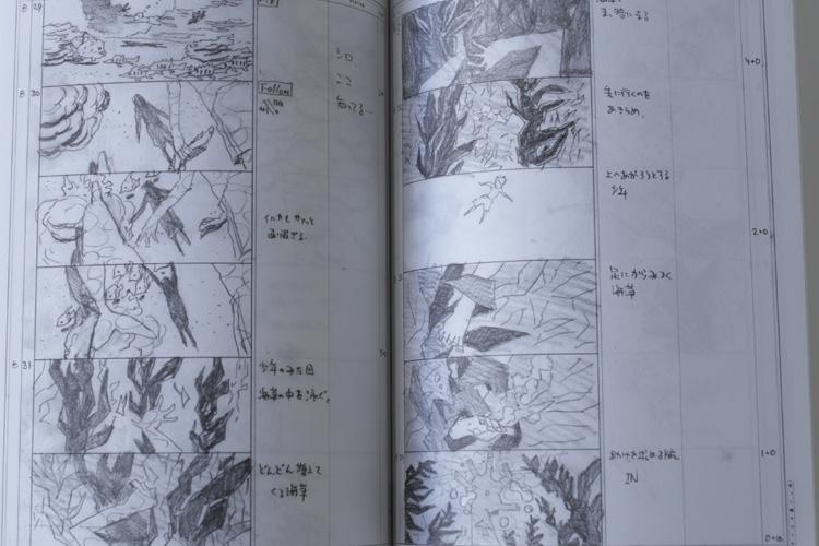 Tekkon Kinkreet Storyboard Art Book Review