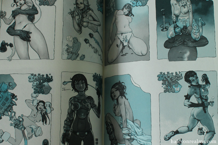Katsuya Terada 10 TEN Exhibition Art Book