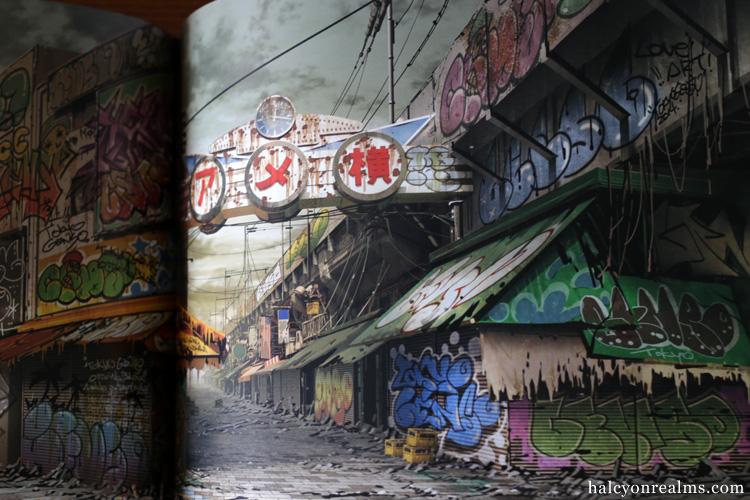 Tokyo Genso Art Book