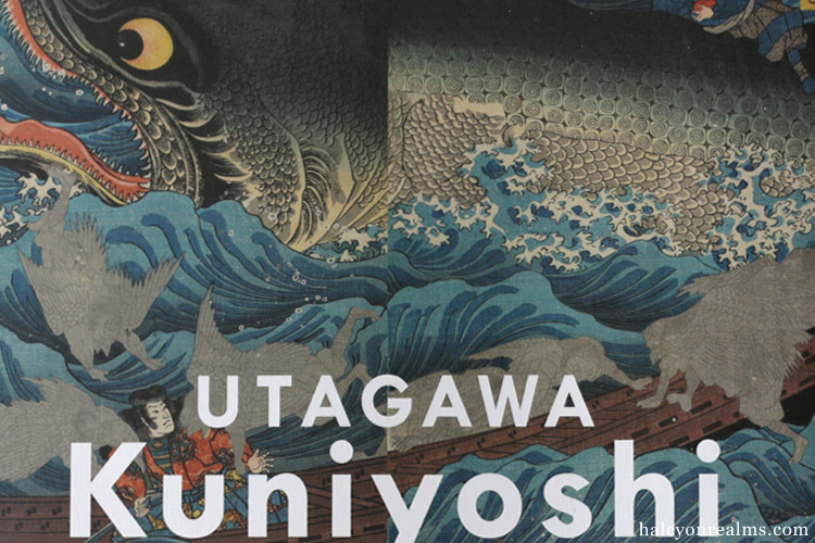 Utagawa Kuniyoshi Art Book Review