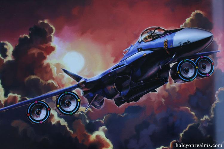Valkyries ~Third Sortie~ : Tenjin Hidetaka Art Works Of Macross Book Review