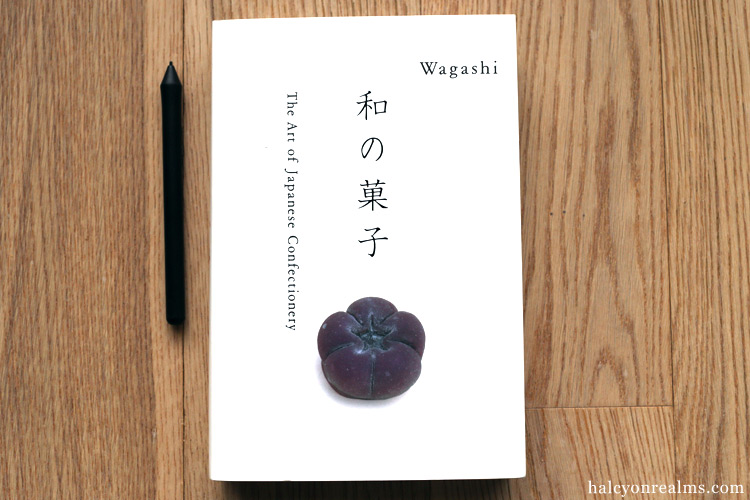Wagashi - The Art Of Japanese Confectionary Book Review