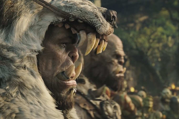 Warcraft Trailer - Duncan Jones