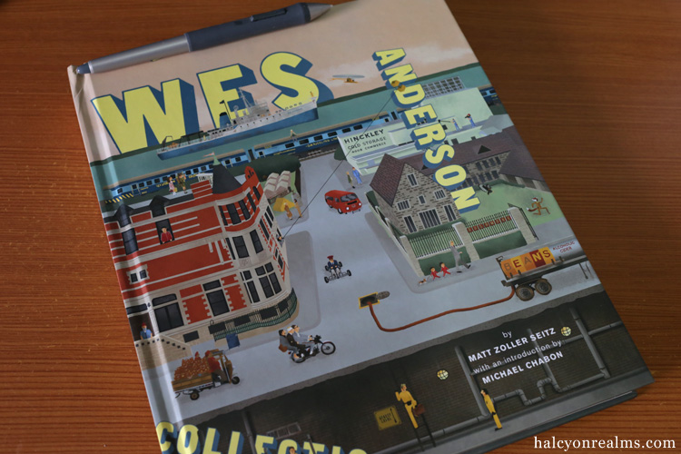 The Wes Anderson Collection Book