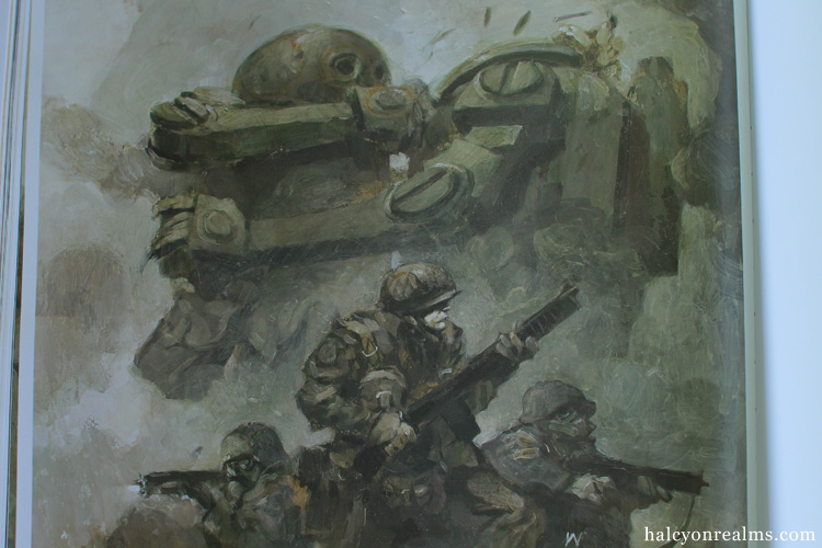 World War Robot - Ashley Wood Art Book