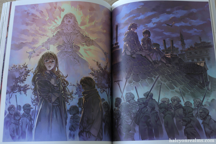 The Art Of Yoh Yoshinari Illustrations Art Book