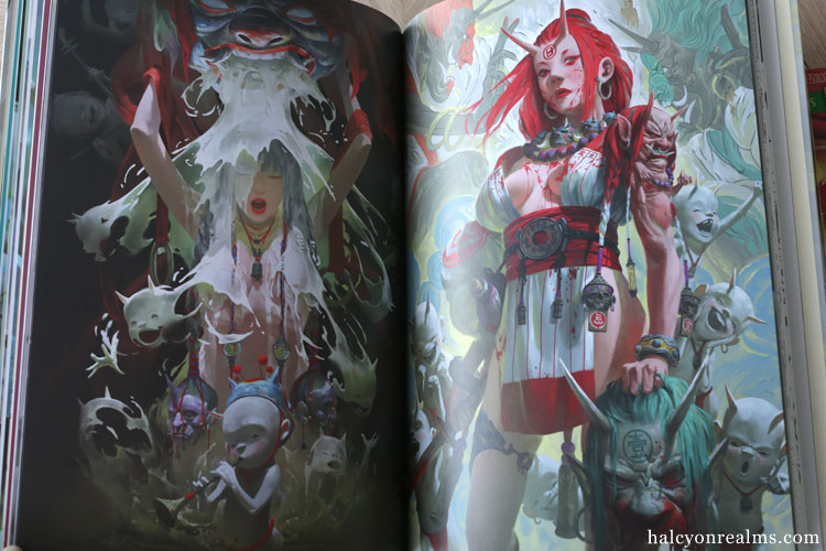 Re-Child : Zeen Chin Art Book Review