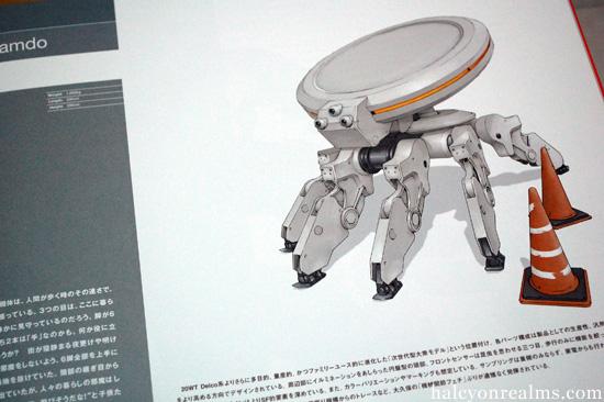 Industrial Divinities Junji Okubo Mecha Art Book Review