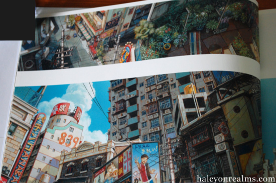 Tekkon Kinkreet - White / Shiro Side Art Book