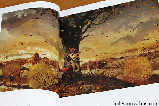 The Making Of Fantastic Mr Fox Art Book Review