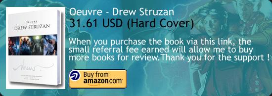 Oeuvre - Drew Struzan Art Book Amazon Japan Buy Link