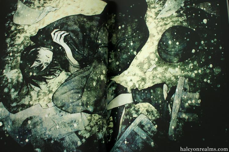 Water - Hiroyuki Asada Illustrations Art Book