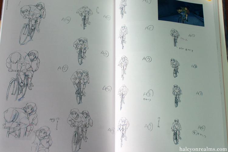 Yoshiyuki Momose Studio Ghibli Works Art Book