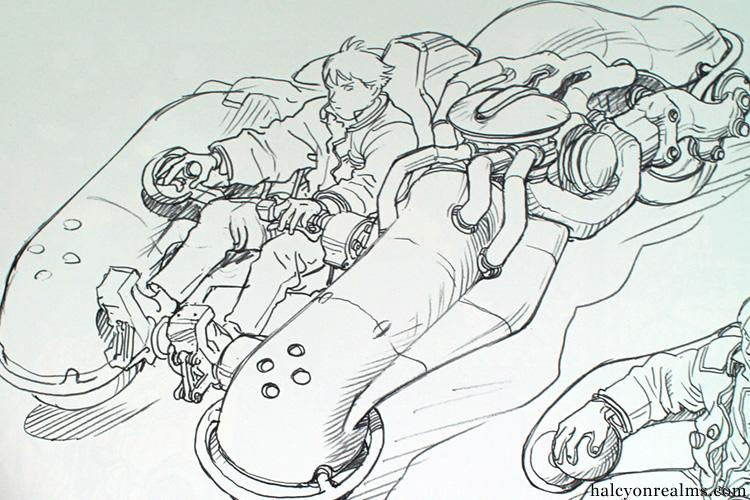 Kaba 2 – Otomo Katsuhiro Artwork Book