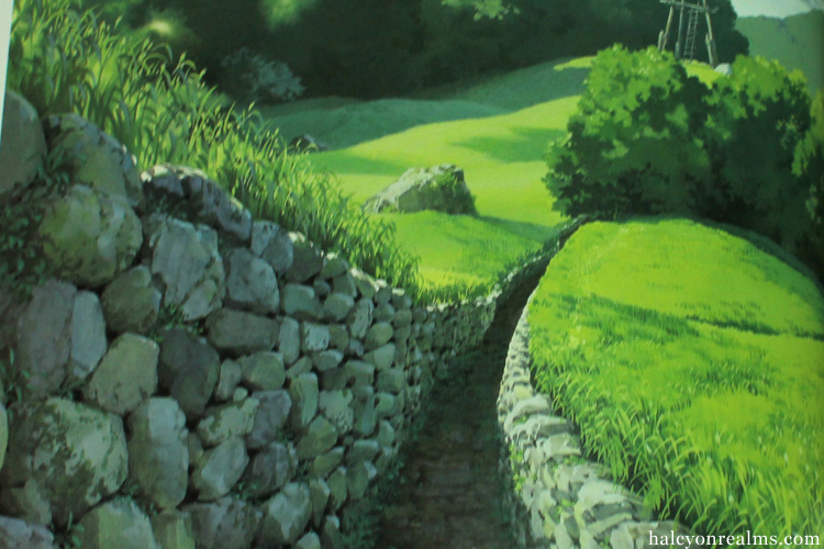 Kazuo Oga Background Art Volume II Ghibli Book