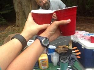 tap the keg - it's 8am!