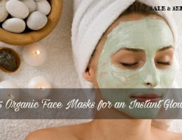organic face masks