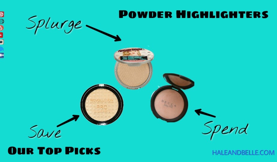 powder highlighters