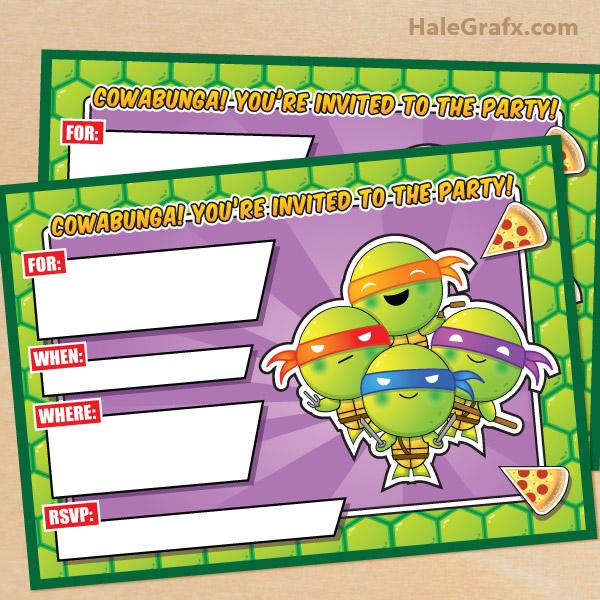 free printable tmnt ninja turtle