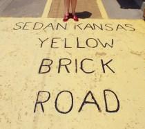 Kansas: the Yellow Brick Road