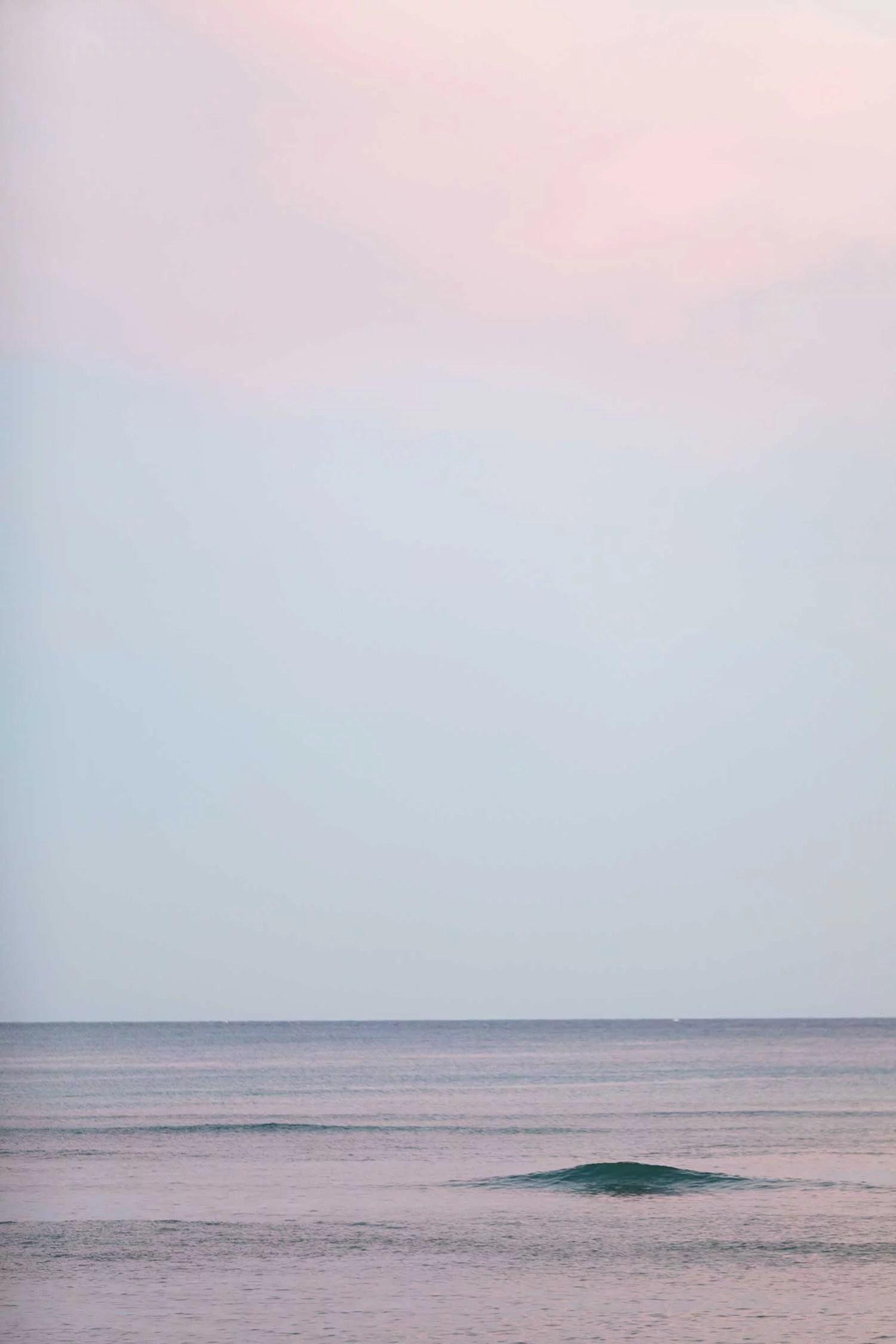 Pink, blue, purple, sunset