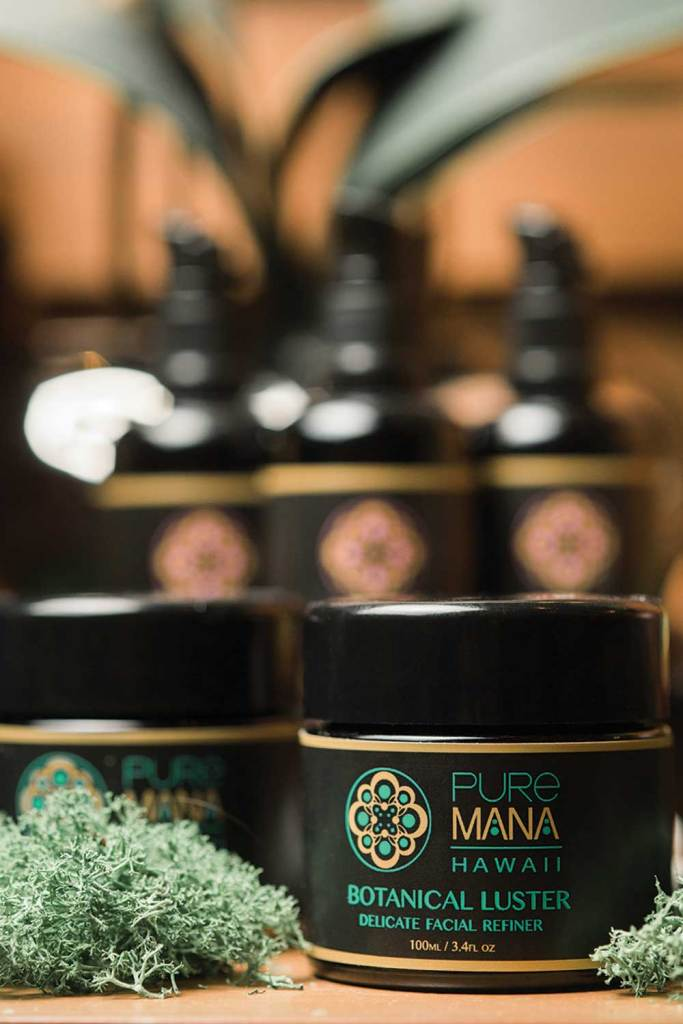 Pure Mana Hawaii products