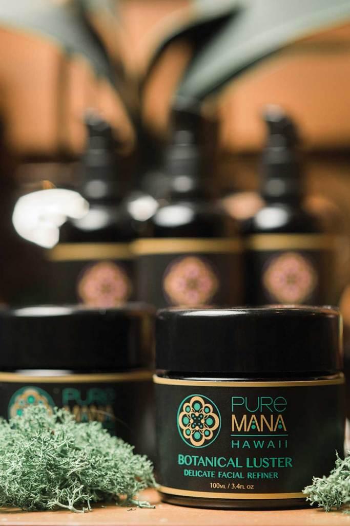 Pure Mana Hawaii products